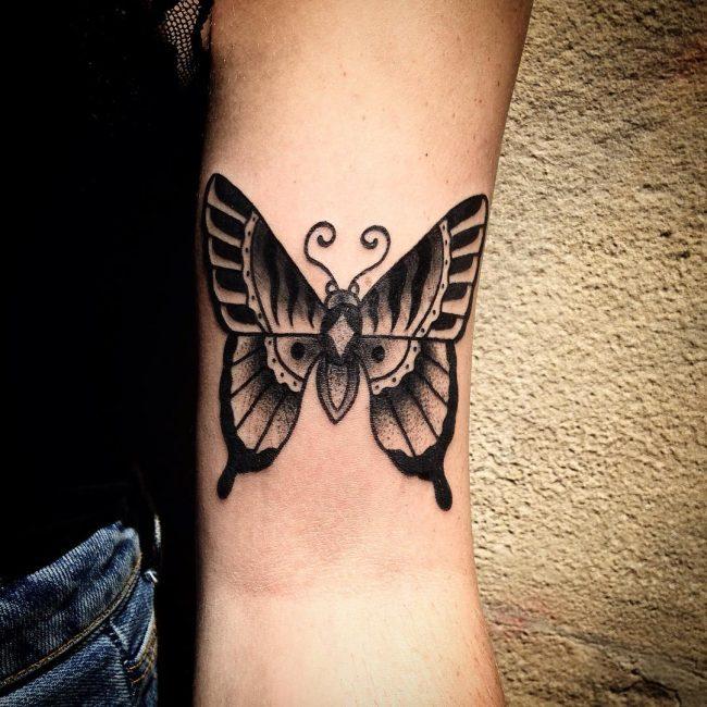 Arm Tattoo 107
