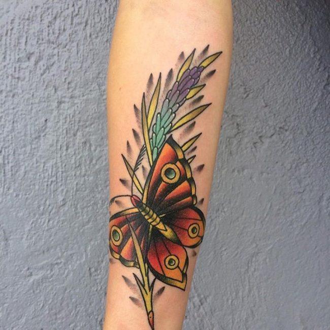 Arm Tattoo 108