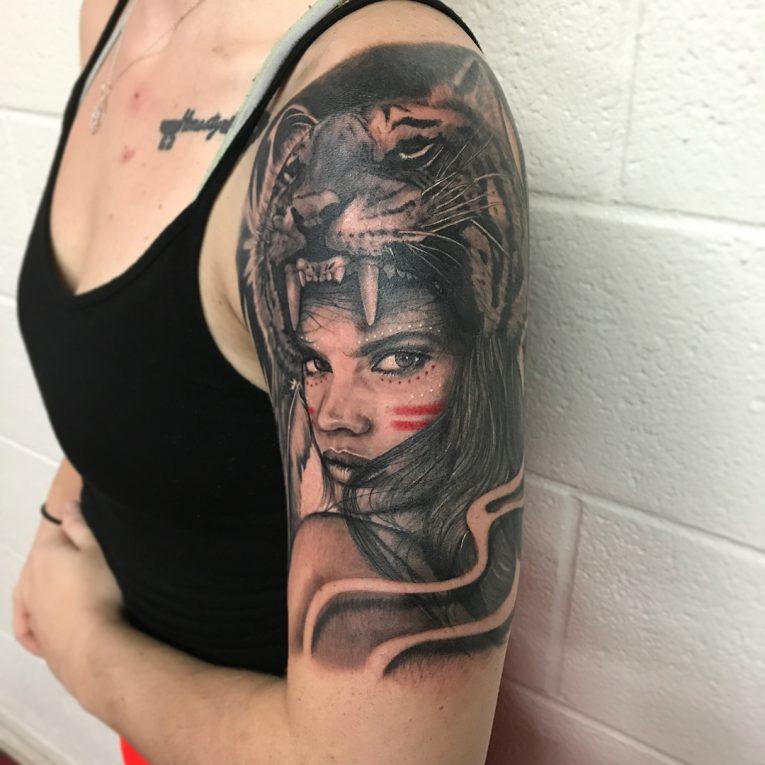 Arm Tattoo 116