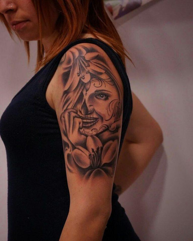 Arm Tattoo 125