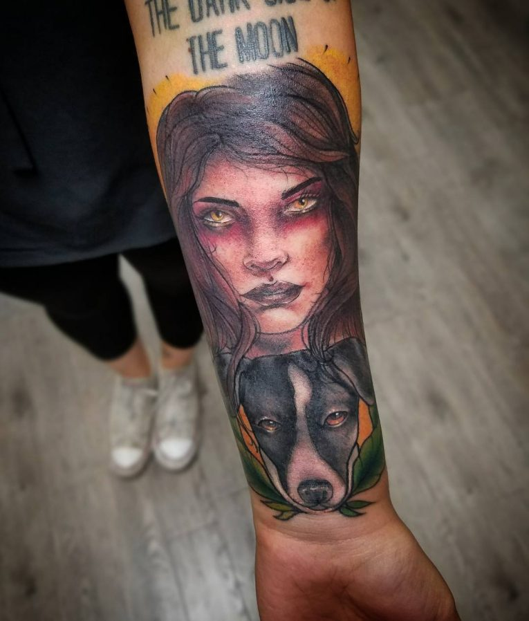 Arm Tattoo 126